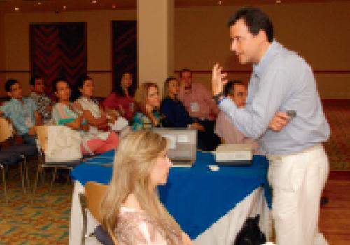 Conferencia Santa Marta Mayo de 2012