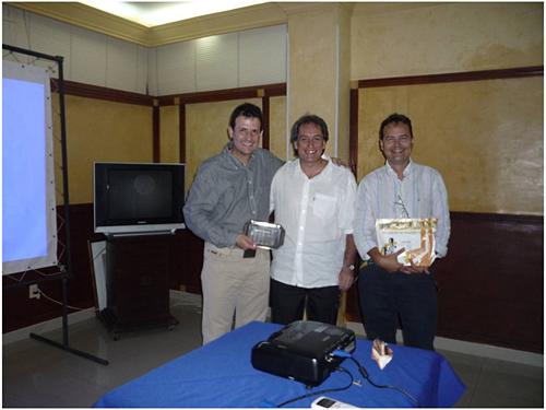 Conferencia Dictada Sociedad Colombiana de Ortodoncia Cúcuta Julio 2009